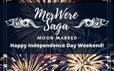 Moon Marked: Happy Independence Day Weekend!